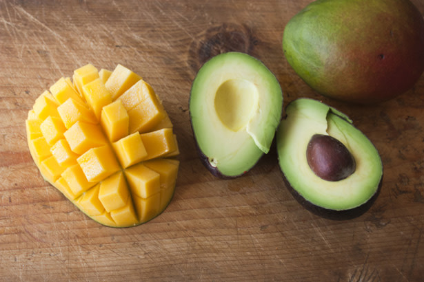Image result for mango avocado