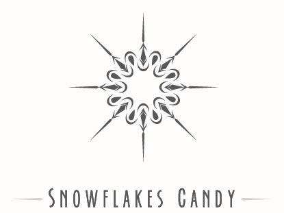 Snowflakes Candy