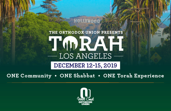 Torah Los Angeles Returns