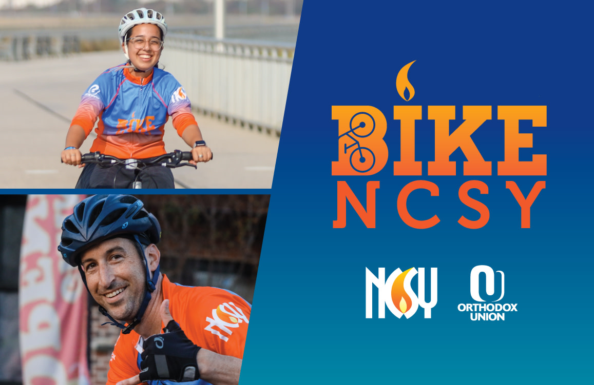 Sign Up for Bike NCSY!