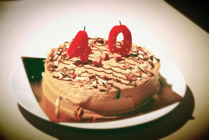 The 40th Birthday Bash: Appreciating Each Day