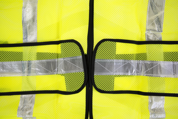 OU Provides Safety Reflector Belts to Member Synagogues