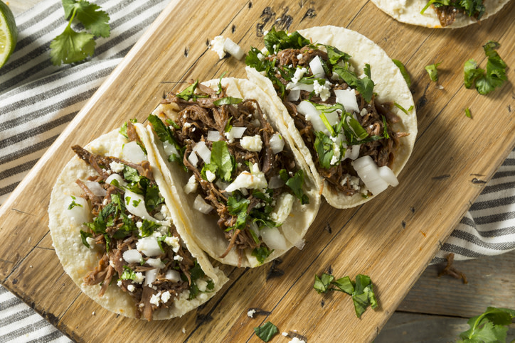 Pepper Steak Tacos with Danielle Renov