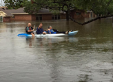 Houston: Thrice flooded in three years, A community known for its chessed needs our help