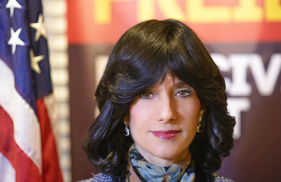 Watch: Judge Ruchie Freier Speaks at the OU