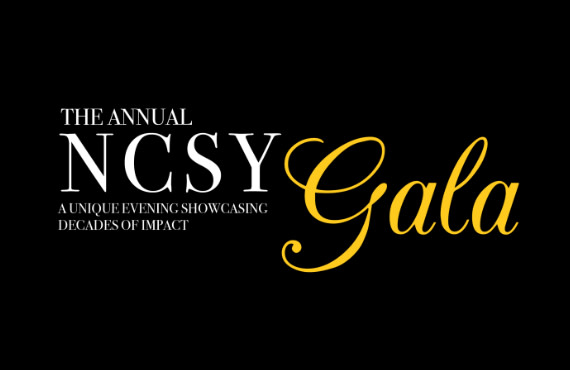 Reserve Your Spot at the 2021 NCSY Gala