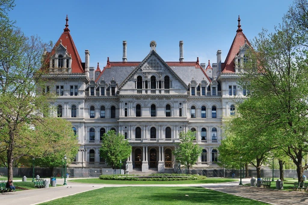 Teach NYS Mission to Albany
