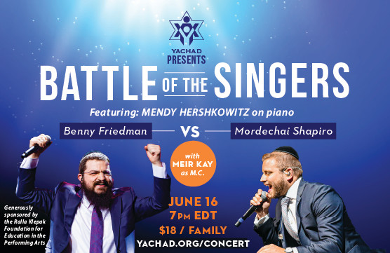 Battle of the Singers