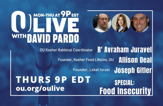 OU Live with David Pardo