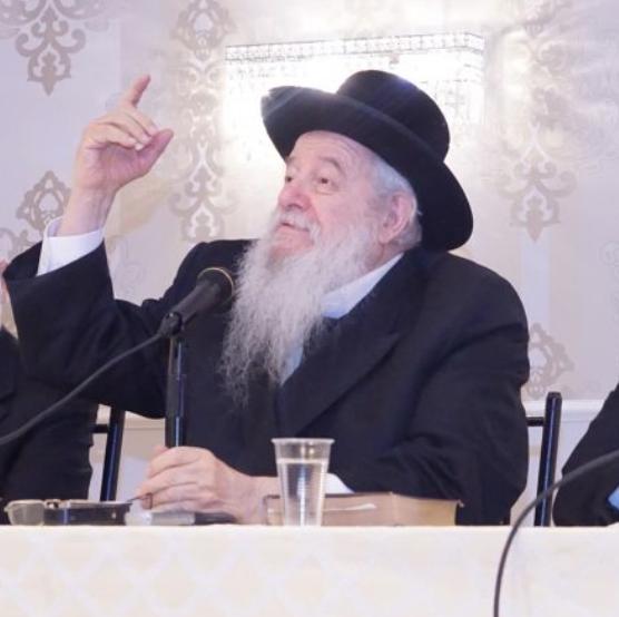 OU Mourns the Loss of the Novominsker Rebbe ZT