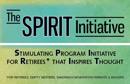Join the SPIRIT Initiative