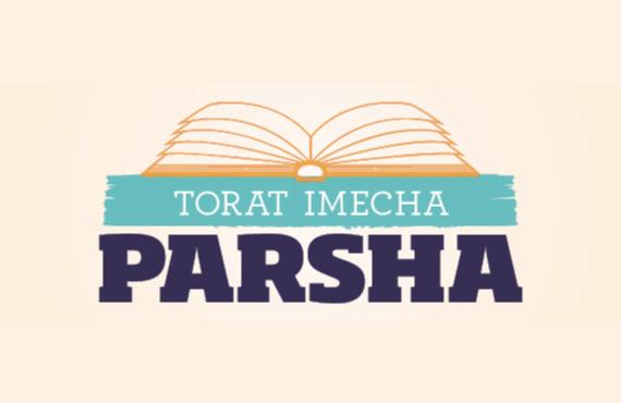 Start Sefer Bereishit with Torat Imecha Parsha