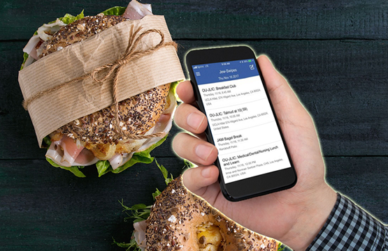 OU-JLIC Leads the Way in New Kosher on Campus App