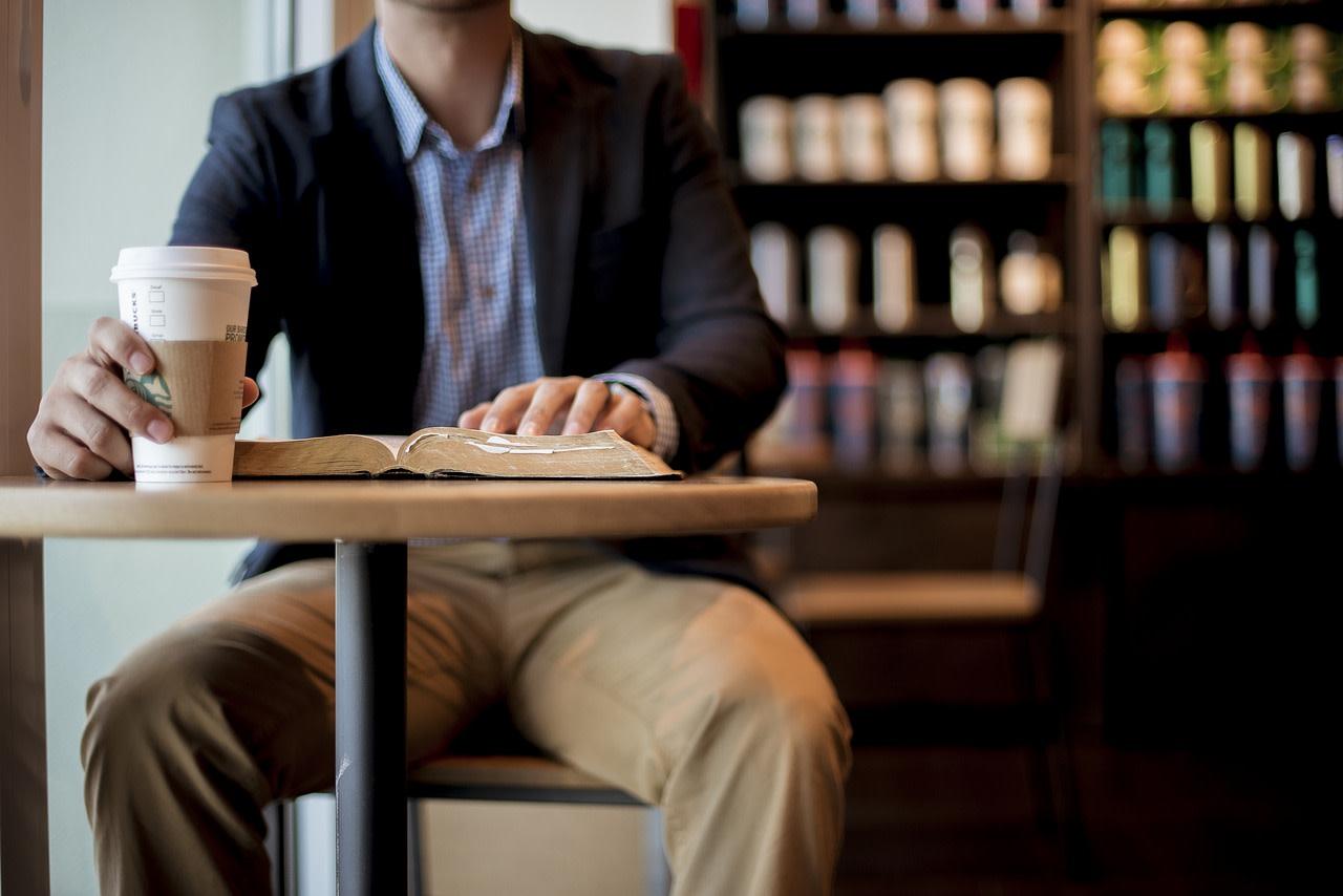 Balancing the Books (or, I Love Starbucks)