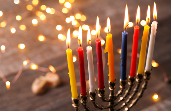 "Is Chanukah the ""Jewish Christmas?"""