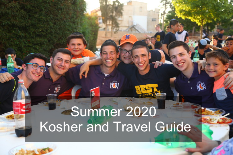 Summer 2020 Kosher Travel Guide