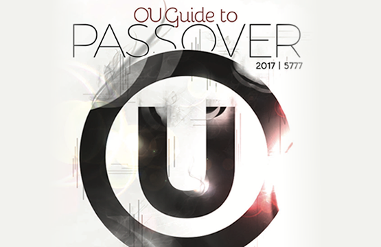 Download the OU Passover Guide