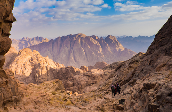 Standing Together at Sinai: