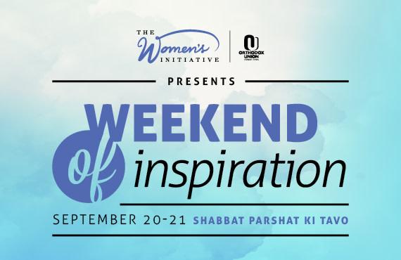 OU Women's Initiative Presents: Weekend of Inspiration