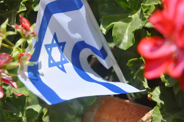 A Vignette That Only the Land of Israel Can Produce