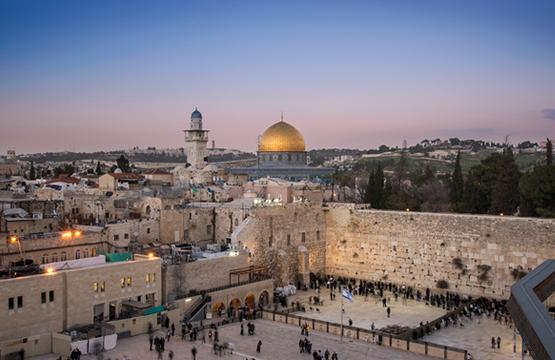 OU Applauds President Trump's Jerusalem Announcment