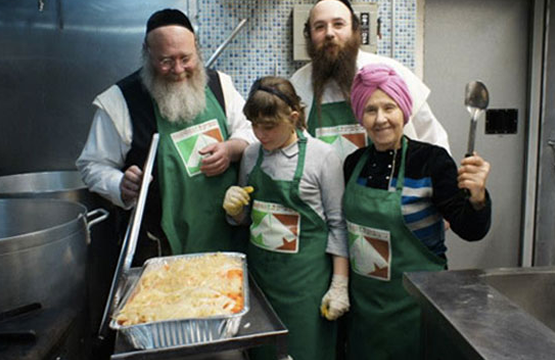 Campers Receive a Hands-On Lesson in the Tradition of Kosher Slaughter