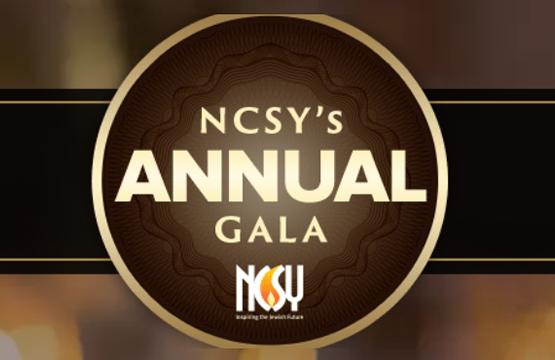 NCSY Gala