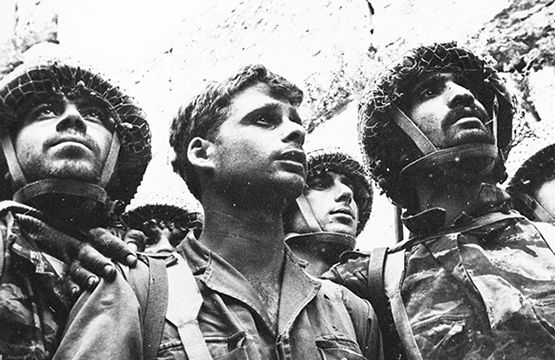Reliving the Six Day War