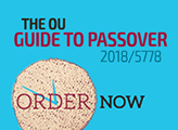 OU Guide to Passover