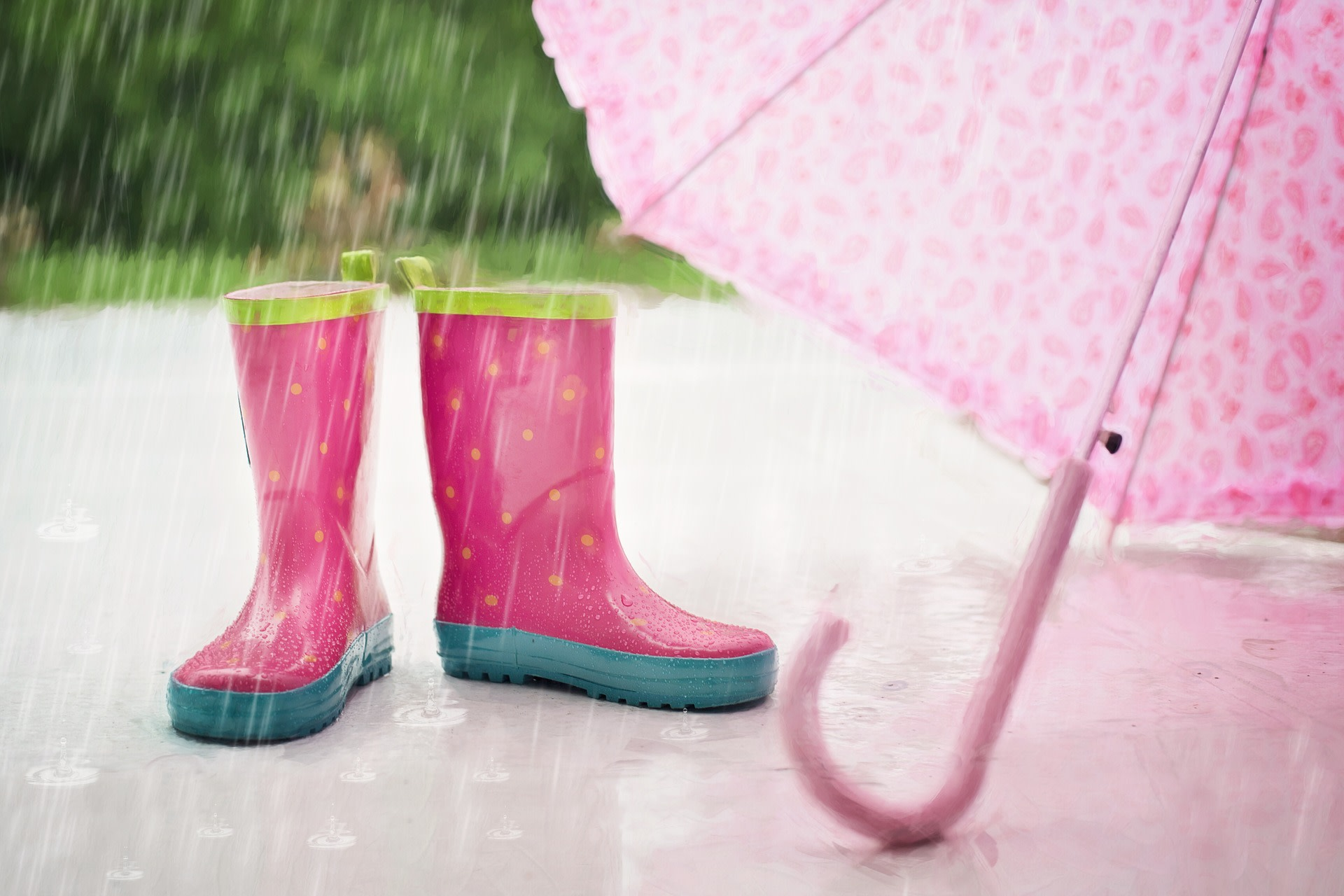 Can I Open An Umbrella On Shabbat?