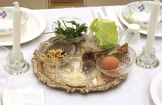 The Seder Night: An Exalted Evening