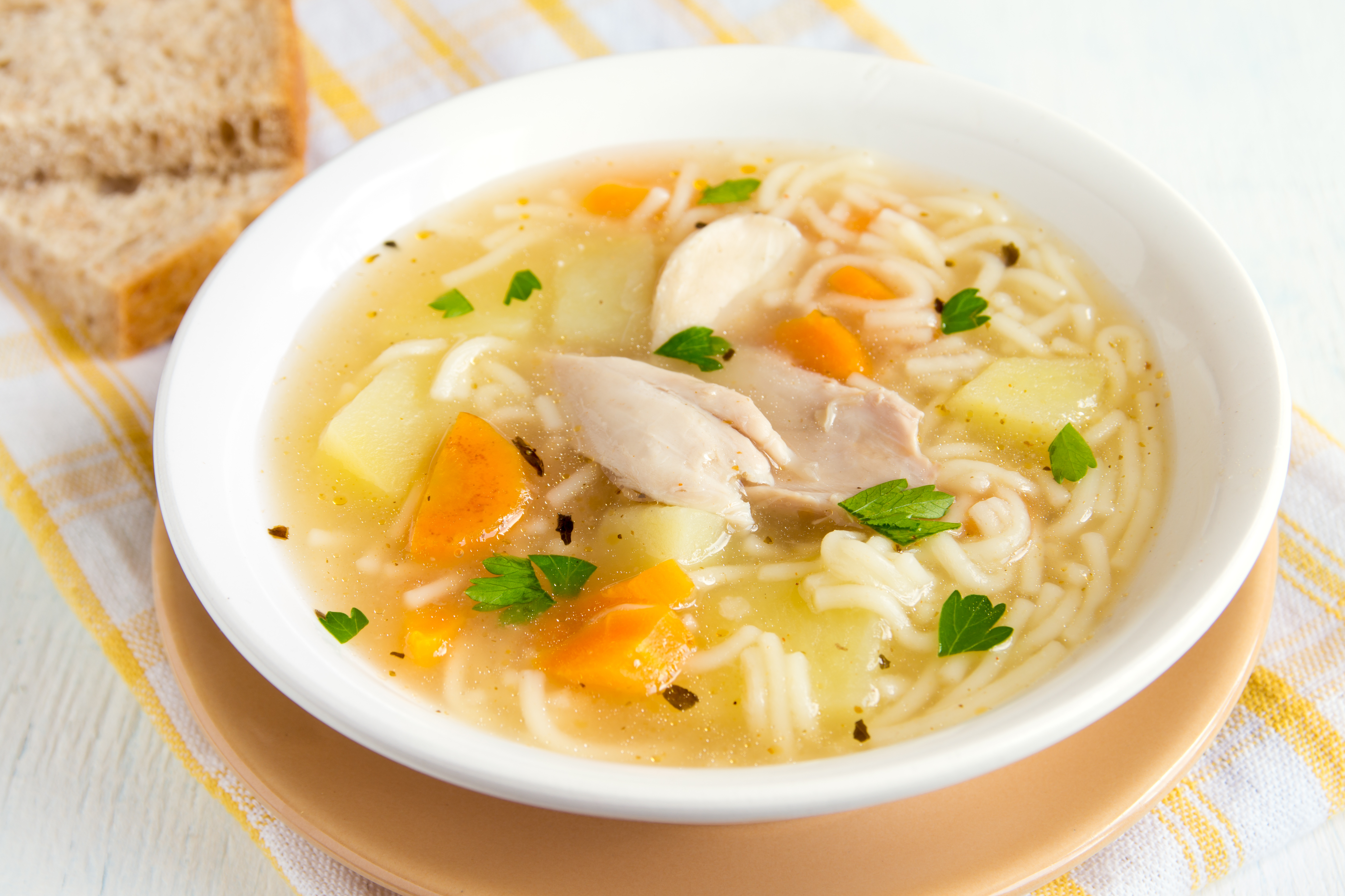 Chicken Soup for the Student