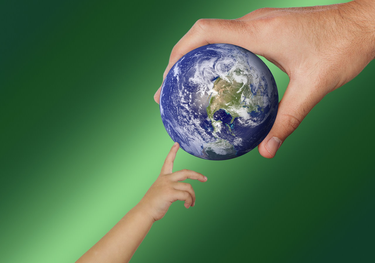 What Will You Contribute to the World?