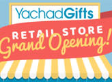 Yachad Gifts Opens New Retail Location in Brooklyn