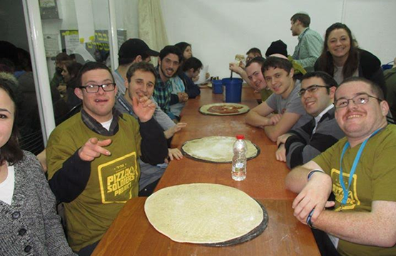 Yachad Israel: Pizza 4 Soldiers Blogpost: