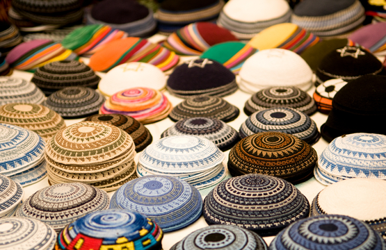 Are Men Required to Wear Yarmulkas?