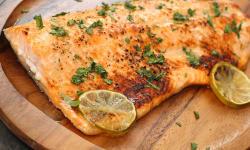 Salmon With Lime Sauce Kosher Recipes Ou Kosher Certification Ou Kosher Certification
