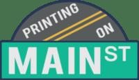 Printing on Main Street
