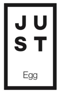 Just Egg logo