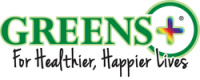 Greens Plus logo