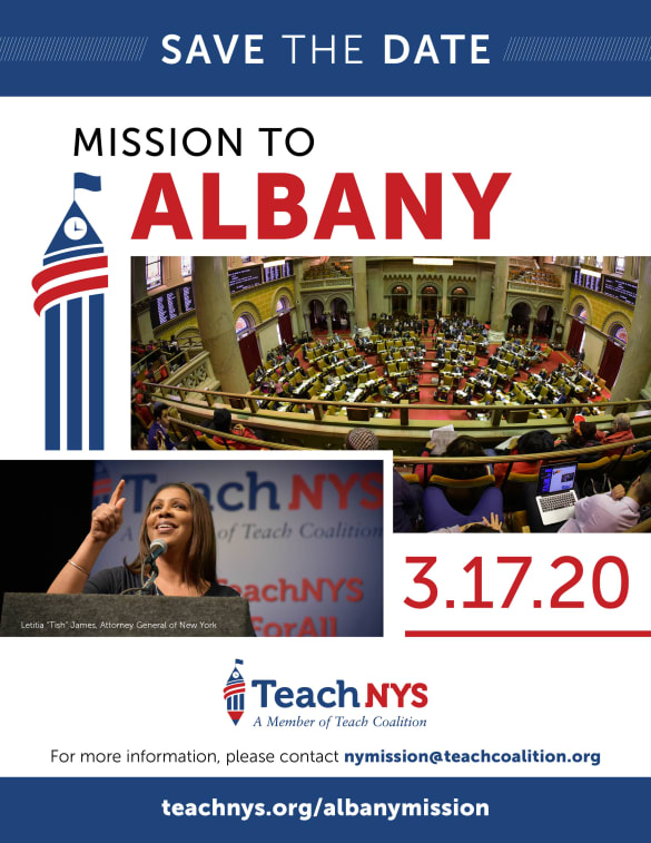 albany mission