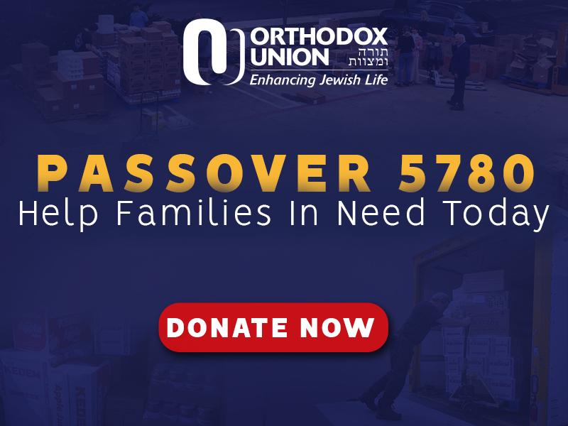 OU Passover
