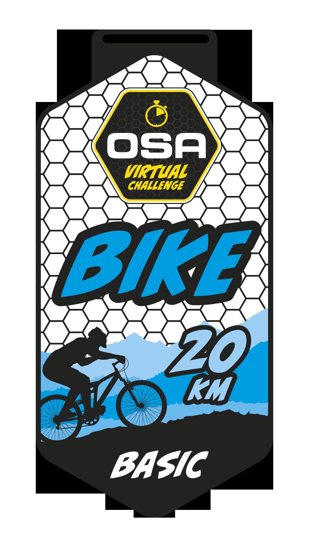 Medaila Basic-Bike