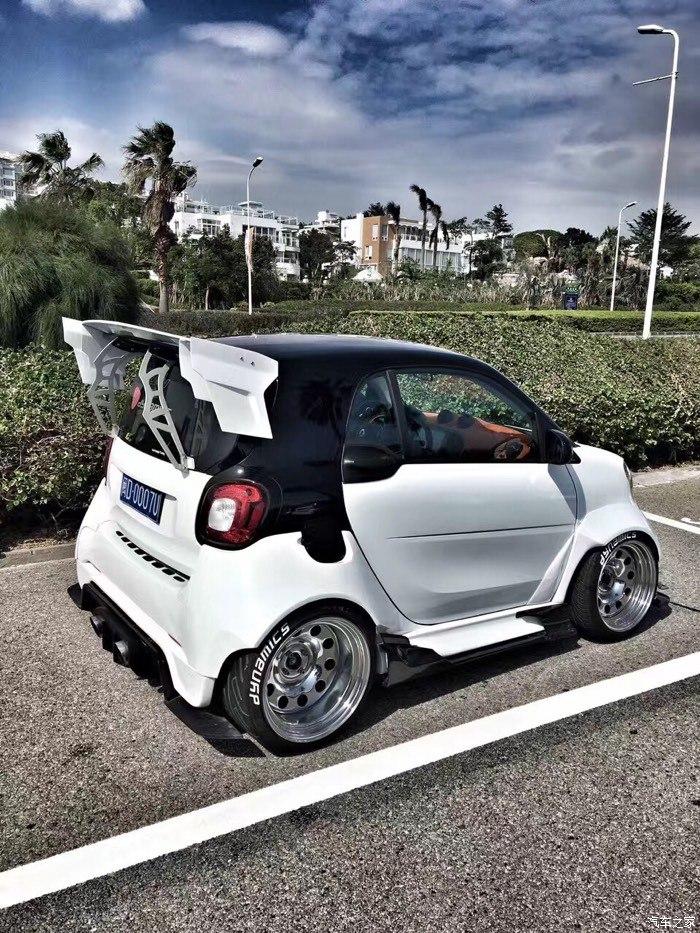 Wide Body Smart 453 Smart Car Forums
