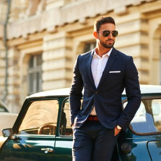 3+Ways+To+Wear+A+Suit+Without+A+Tie