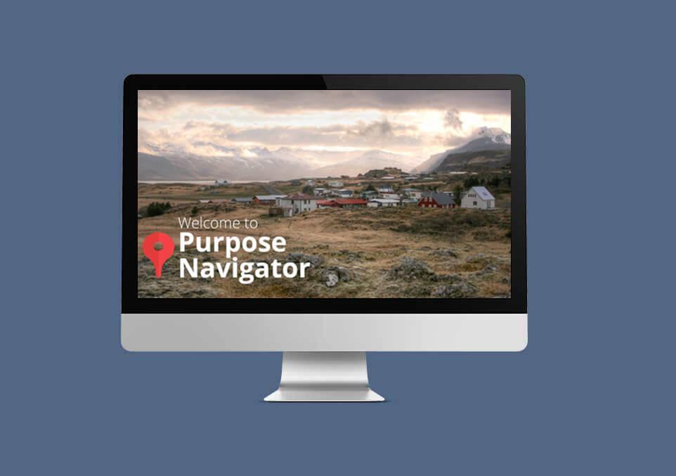 Purpose Navigator