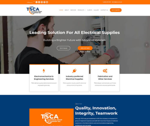 TSCA Electrical Group of Company Inc.