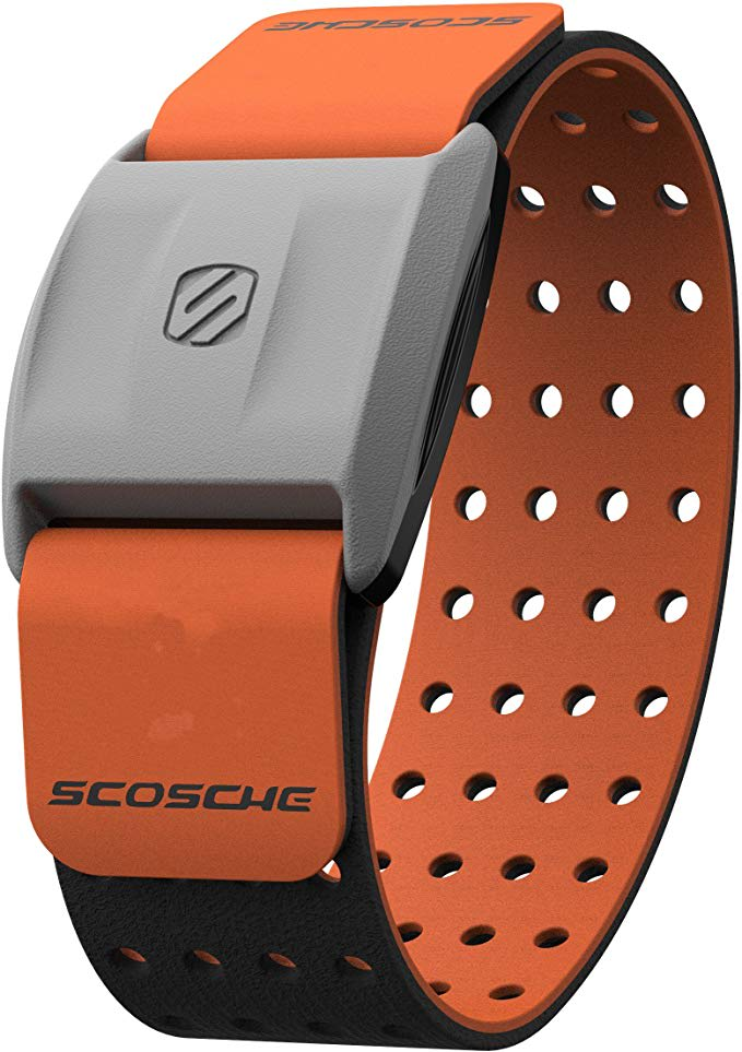 Scosche Rhythm+ Heart Rate Monitor Armband.