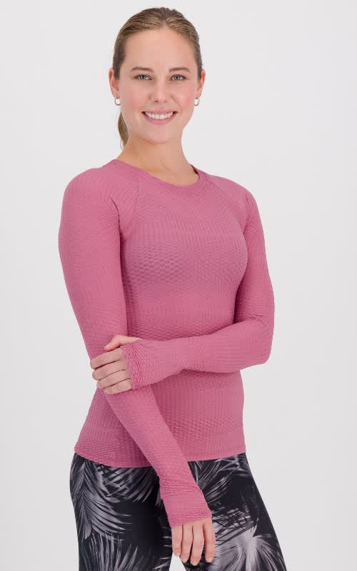 Breathe Easy Long Sleeve Top