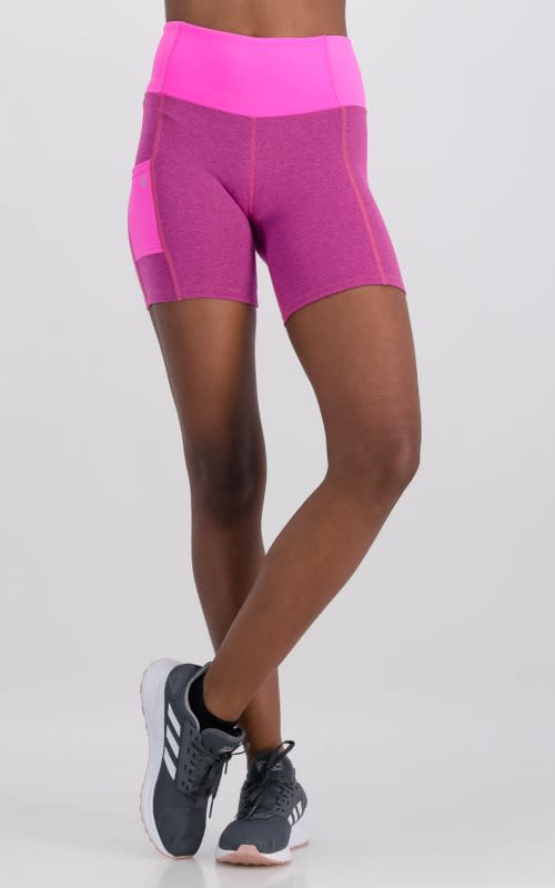 Vivid Run Short Tight